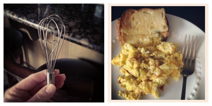 Whisk and Eggs