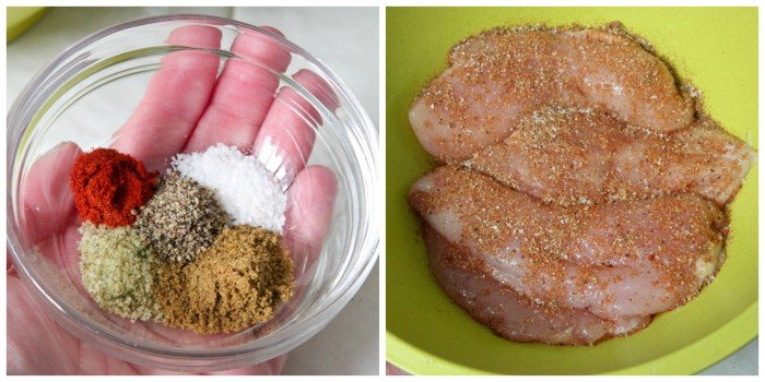 Homemade Taco Seasoning by Picky Palate