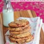 Easter Monster Cookies