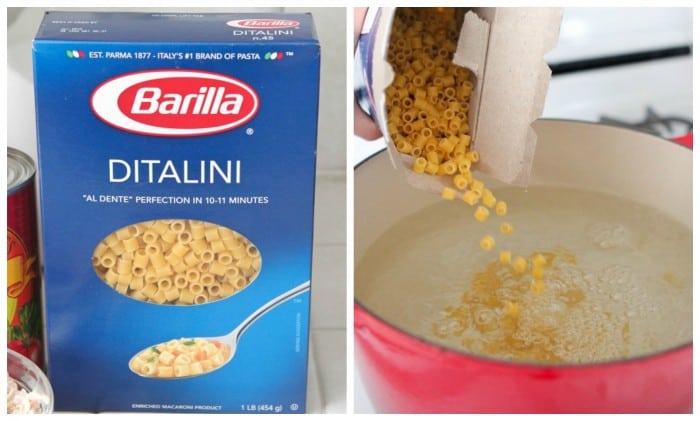 Cheesy Grown Up SpaghettiO's 2
