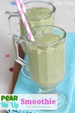 Pear Breakfast Smoothie Recipe