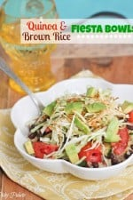 Black Bean Quinoa Bowl Recipe