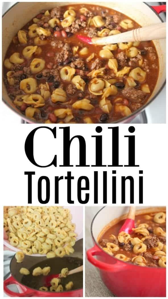 Chili Tortellini