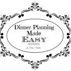 Dinner Menu Planning Made Easy