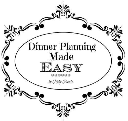 Dinner Planning Made Easy
