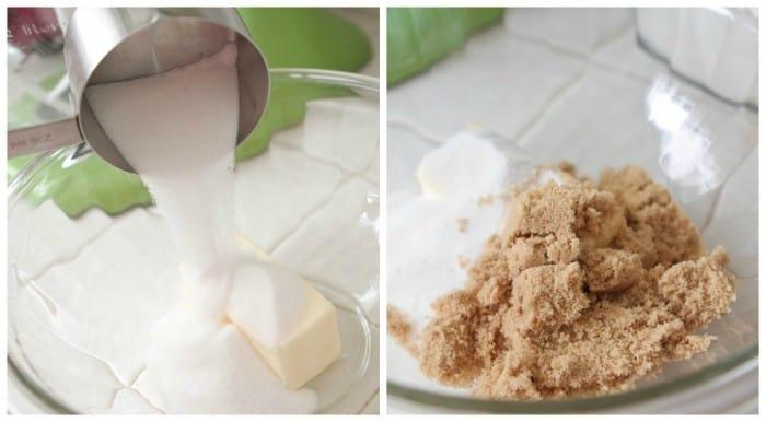 creaming sugars