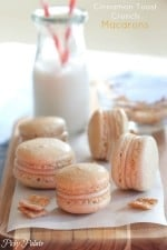 Cinnamon Toast Crunch Macarons by Picky Palate
