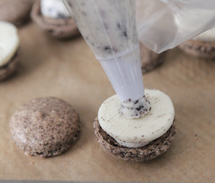 Cookies and Cream Double Stuf Macarons-54