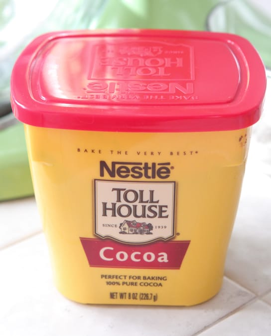 Nestle Toll House Cocoa Powder