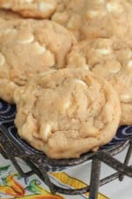 Frosted Flakes White Chip Cookies Image