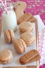 Biscoff Macarons