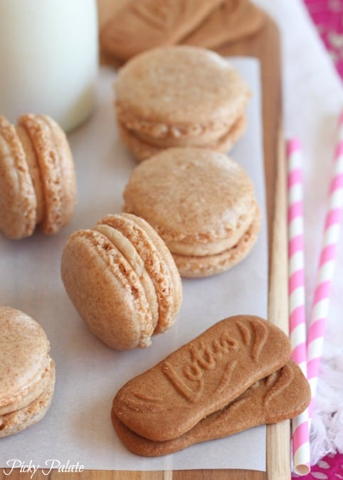 Biscoff Macarons-19t