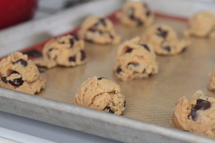 Salted Brown Butter Dark Chocolate Chip Cookies-13