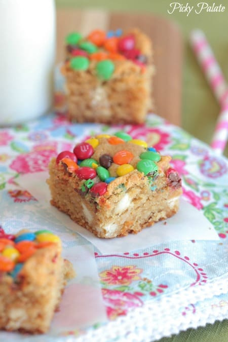blondies cookies