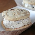 The Baked Bear Ice Cream Sandwiches Review