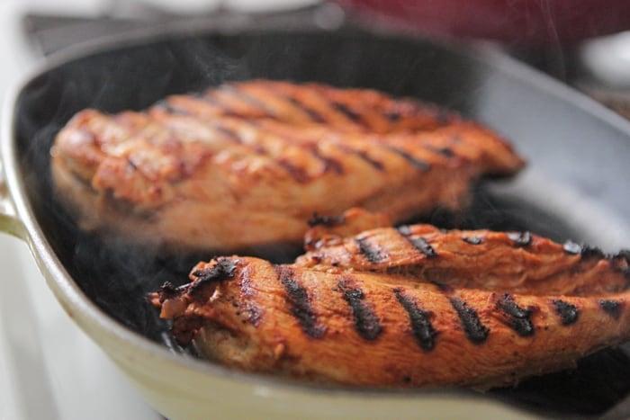 GrilledChickenVeggieBowls-Meal Prep-1