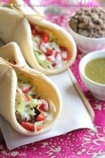 Old - The Best 5 Ingredient Salsa Verde Beef Tacos