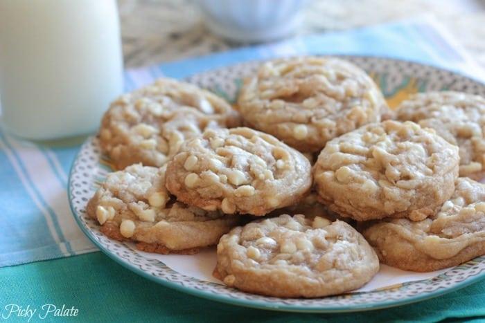 Vanilla Macaroon Crunch Cookies-18t