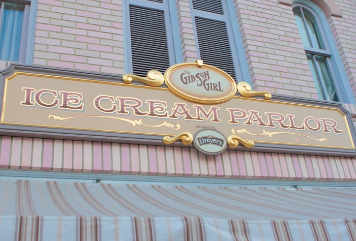 Gibson Girl Ice Cream Parlor Review-10