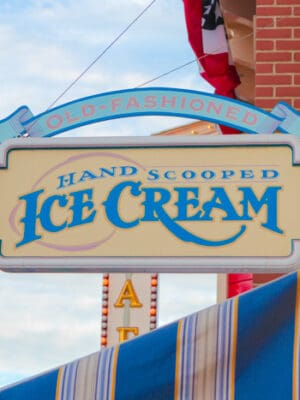 Gibson Girl Ice Cream Parlor Review-9