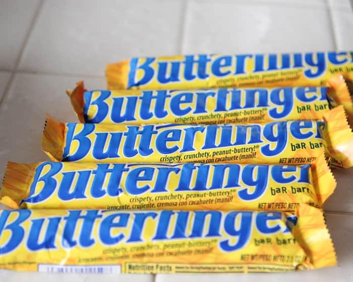 Peanut Butter Butterfinger Brownies-17