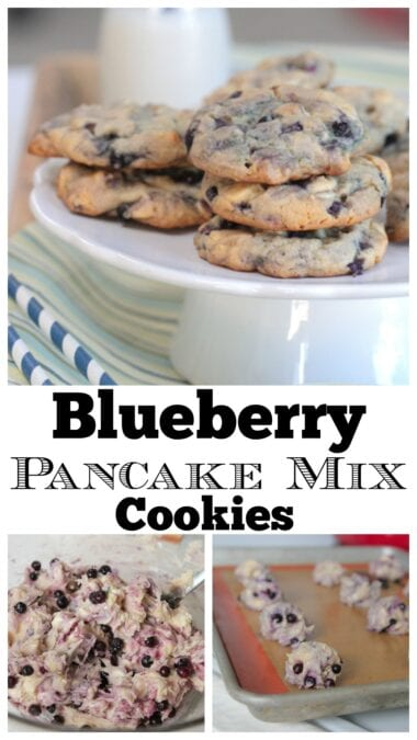 pancake mix cookies