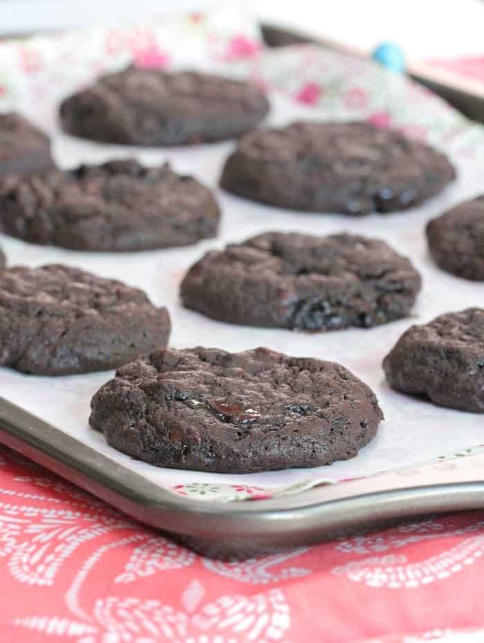 chocolate cookies recipe