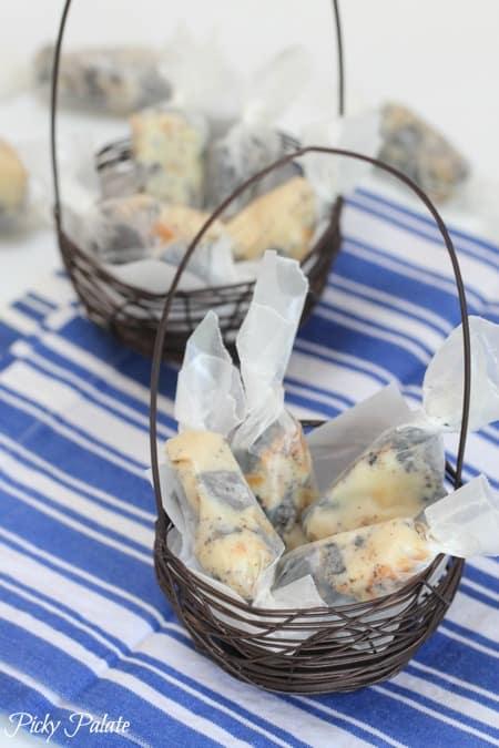 Oreo Peanut Butter Swirl White Chocolate Fudge-27t