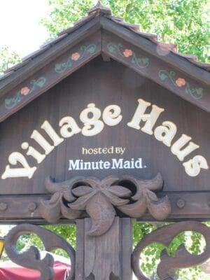 Village Haus Restaurant Review-20