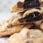 Image of Oreo Cookie Ball Stuffed Cookies