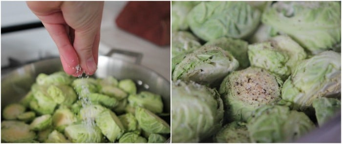 Seasoning Brussels