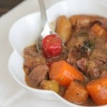 Image of Hearty Roasted Vegetable Beef Stew