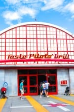 Taste Pilots Grill-18