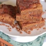Brown Butter Cinnamon Sugar Cookie Bars