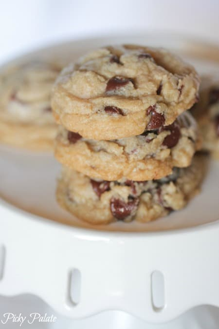 Healthier Whole Wheat Chocolate Chip Cookies-10t