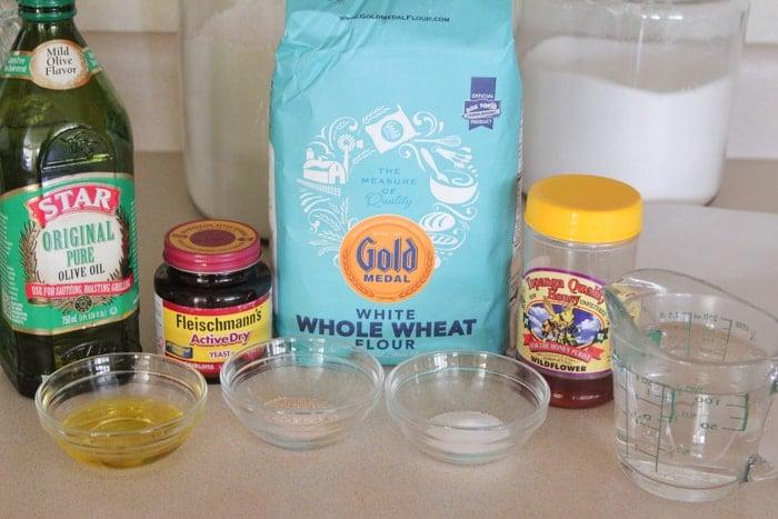 Honey Whole Wheat Pizza Dough Recipe-1