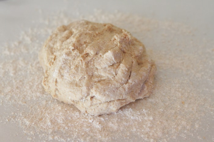 Honey Whole Wheat Pizza Dough Recipe-12