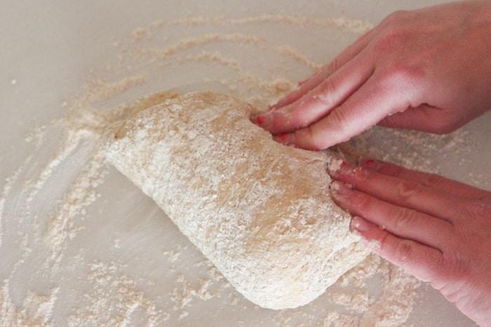 Honey Whole Wheat Pizza Dough Recipe-13