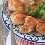 Southwest Buttermilk Baked Chicken Thighs