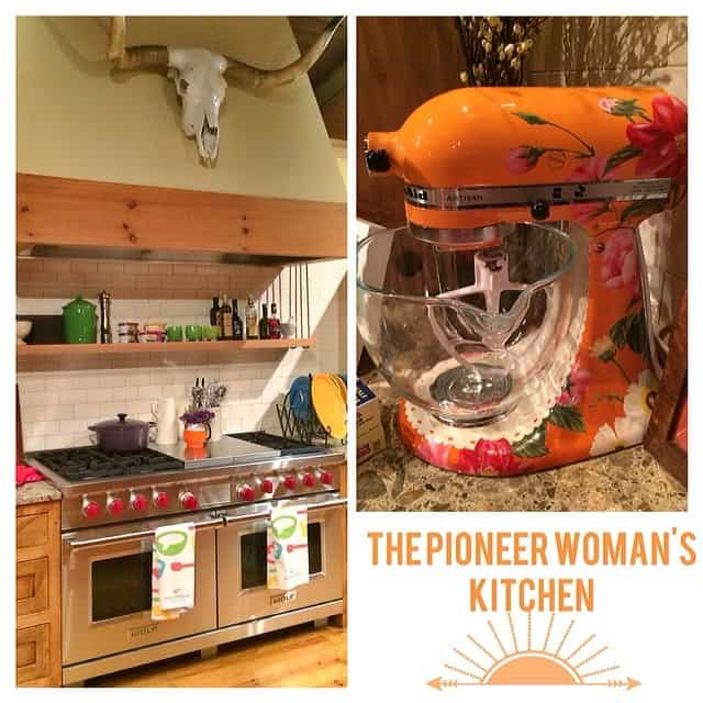 he Pioneer Woman Kitchen