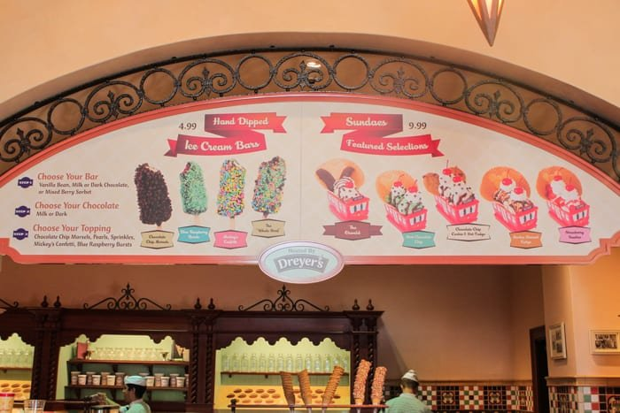 Clarabelles Review Disney Dining