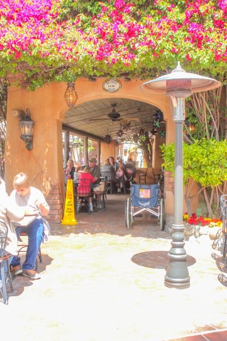 Rancho del Zocalo Review Disney Dining