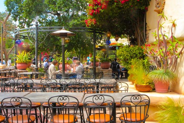 Rancho del Zocalo Review Disney Dining