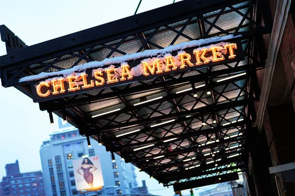 Chelsea's Market NYC