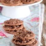 Chocolate Malted Chip Cookies Recipe