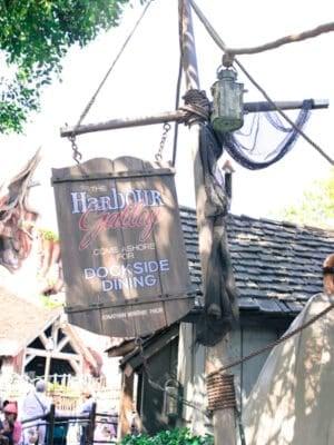 Harbour Galley Review Disneyland