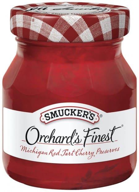 Red Tart Cherry Toasted Macaroon Oatmeal