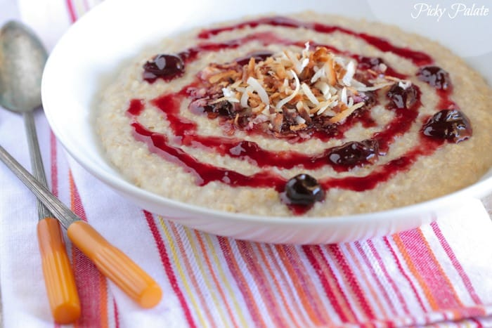 Best Oatmeal Recipe