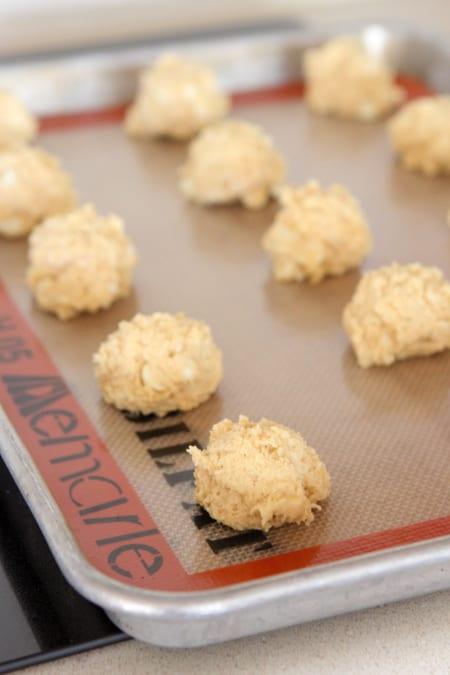 White Chocolate Lemon Pudding Cookies-17