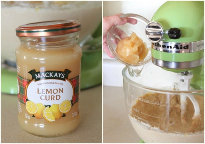 White Chocolate Lemon Pudding Cookies 3